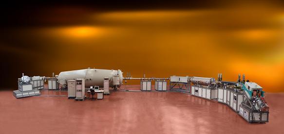 Accelerator Mass Spectrometer